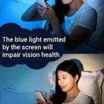 Night Filter Blue Light Filter for Better Sleep VIP