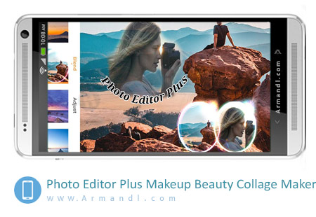 Photo Editor Plus Makeup Beauty Collage Maker