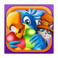 Rainbow Wings 1.1 بازی تطبیق ساز برای اندروید