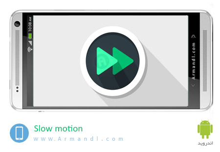 Slow motion cam recorder video Fast Motion Lapse