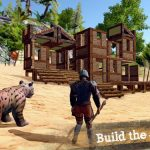 The Ark of Craft Dinosaurs Survival Island Series