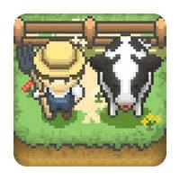 Tiny Pixel Farm Simple Farm 1.2.2 بازی مدیریت مزرعه برای موبایل
