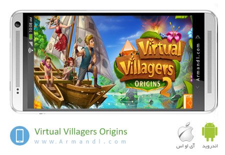 Virtual Villagers Origins