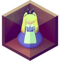 Alice In Cube 1.351 بازی موبایل آلیس در سرزمین عجایب