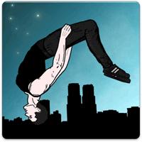 Backflip Madness 1.1.5 بازی انجام حرکات آکروباتیک برای موبایل