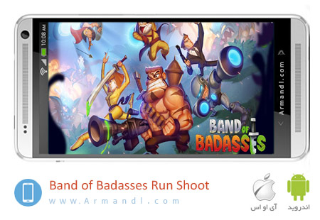 Band of Badasses Run & Shoot