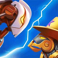 Clash Of Robots 3.3 بازی مبارزه ربات ها برای اندروید