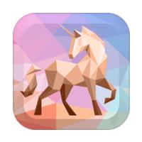 Color by Number Poly Art 3.6 بازی اشکال چند وجهی برای اندروید