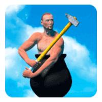 Getting Over It with Bennett Foddy 1.9.3 بازی عروج مرد کوزه ای برای موبایل