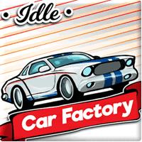 Idle Car Factory 6.3 بازی کارخانه ماشین سازی برای اندروید