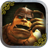 Bored Ogre 1.0 بازی غول خسته برای موبایل