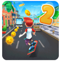 Bus Rush 2 Multiplayer 1.22.6 بازی موبایل اسکیت بازان خیابانی 2