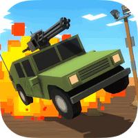 CarsBattle 1.56 بازی نبرد ماشین ها برای موبایل
