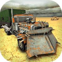 Death Truck Hero Apocalypse Road 1.11 بازی جاده آخرالزمان برای موبایل