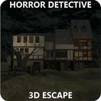 Detectiv Horror escape 1.8 بازی ترسناک کارآگاه برای اندروید