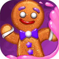 Gingerbread Story Deluxe 1.0.4 بازی مرد زنجبیلی برای موبایل