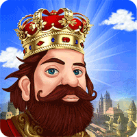Kingdom Rises Offline Empire 1.8 بازی گسترش امپراطوری برای اندروید