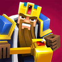 Royale Clans Clash of Wars 4.68 بازی رویال کلنز برای موبایل