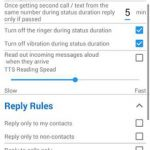 SMS Auto Reply Text