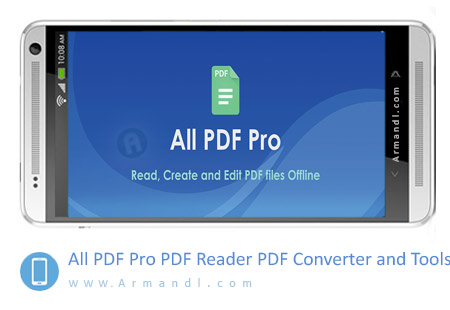 All PDF Pro PDF Reader PDF Converter and Tools