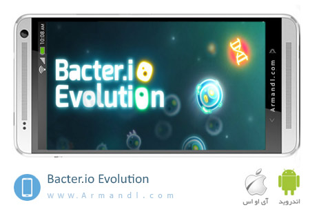 Bacter.io Evolution
