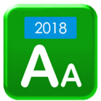 Big Font Change Font Size & Larger Font 1.2.2 برنامه تغییر اندازه فونت برای اندروید