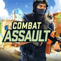 Combat Assault FPP Shooter 1.2.4 بازی نبرد بزرگ برای اندروید