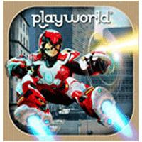 Playworld Superheroes 1.2 بازی نبرد ابر قهرمانان برای اندروید