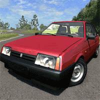 Russian Car Driver HD 1.03 بازی شبیه ساز رانندگی برای اندروید