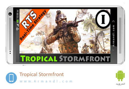 Tropical Stormfront RTS