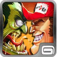Zombiewood Zombies in L.A 1.5.3 بازی زامبی برای اندروید