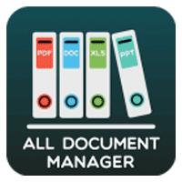 All Document Manager File Viewer 2018 1.14 برنامه مدیریت اسناد برای اندروید