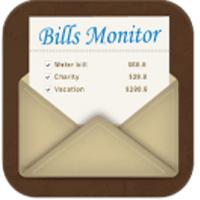 Bills Monitor Reminder 1.8 برنامه یادآوری صورت حساب ها برای اندروید
