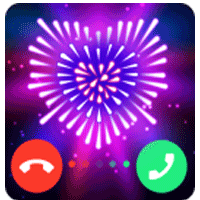Color Phone Flash Call Screen Theme 1.2.2 برنامه تم گرافیکی تماس برای اندروید