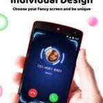 Color Phone Flash Call Screen Theme