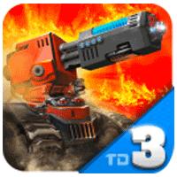 Defense Legend 3 Future War 2.2.5 بازی اسطوره دفاع 3 برای اندروید