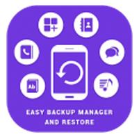 Easy Backup Manager & Restore 1.5 برنامه پشتیبان گیری اطلاعات برای اندروید