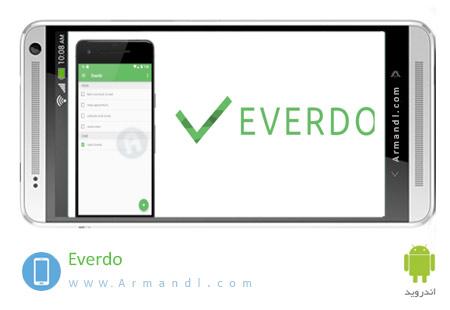 Everdo todo list and GTD app