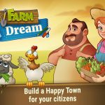 Farm Dream Village Harvest Town Paradise Sim