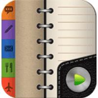 Groovy Notes Personal Diary 1.3.4 برنامه یادداشت برداری برای اندروید
