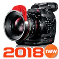 HD Camera 2018 1.7 برنامه دوربین اچ دی برای اندروید