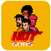 Hot Guns 1.0.5 بازی سلاح های گرم برای اندروید