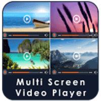 Multi Screen Video Player 1.4 ویدئو پلیر چندگانه برای اندروید