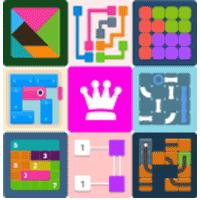 Puzzledom classic puzzles all in one 7.3.54 مجموعه بازی های پازلی برای اندروید