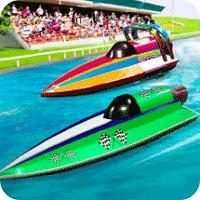 Speed Boat Racing 13.0 بازی مسابقه قایق رانی برای اندروید