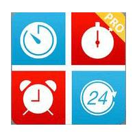 Timers4Me Timer & Stopwatch 6.4 برنامه تایمر حرفه ای برای اندروید