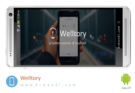 Welltory quantified self stress traсker HRV