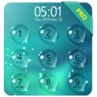 keypad lock screen 1.1 قفل صفحه نمایش ساده برای اندروید