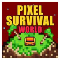 Pixel Survival World Online Action Survival 92 بازی بقا در جهان پیکسلی برای موبایل