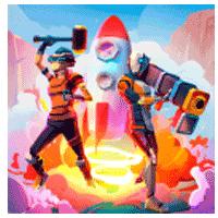 Rocket Royale 1.3.11 بازی راکت رویال برای موبایل